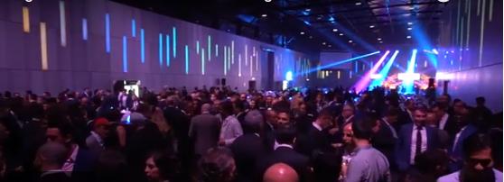 MENA Business Awards Light