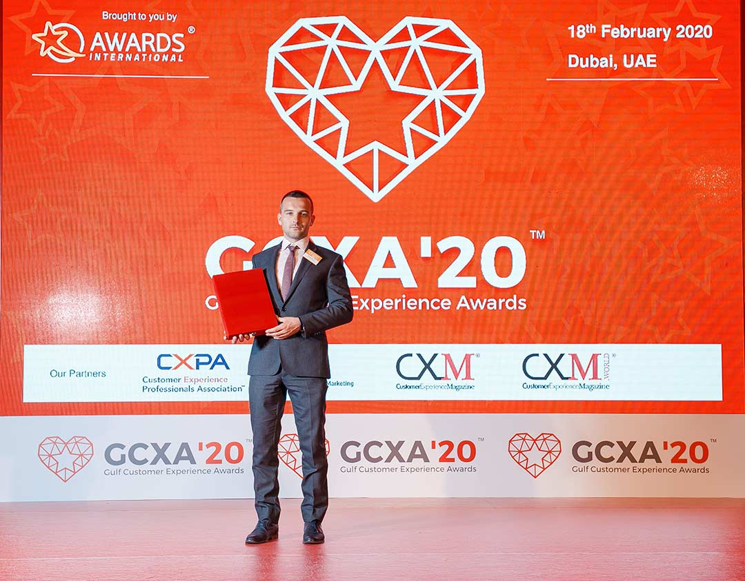 MENA business awards