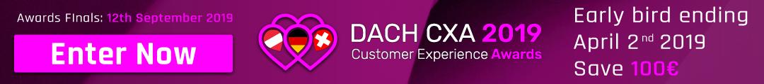 dach cxa customer experience awards