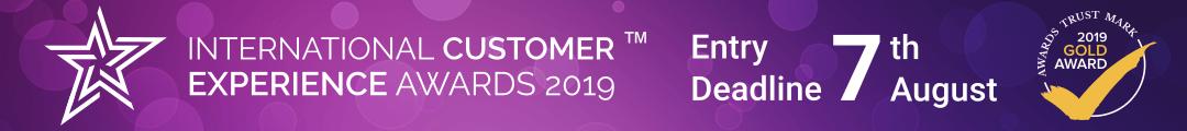 international customer experience awards