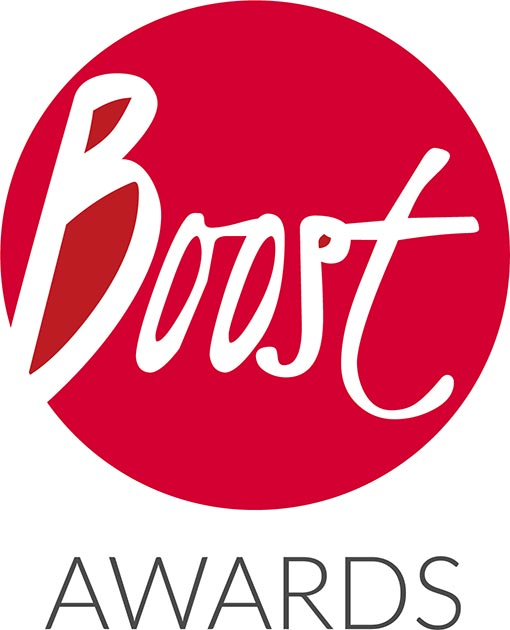 boost awards bank of the year