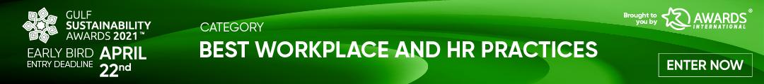 gulf sustainability awards best workplace