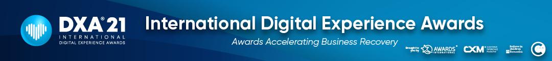 international digital experience awards 2021